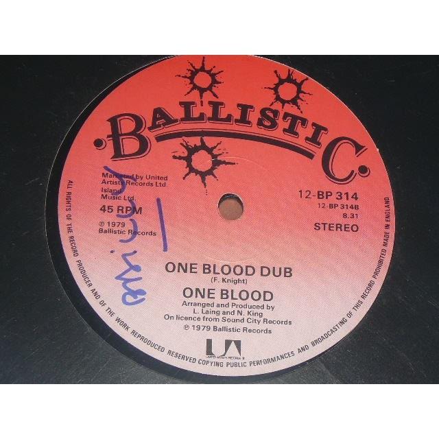 blood sisters ring my bell (killer reggae funk on ballistic records)