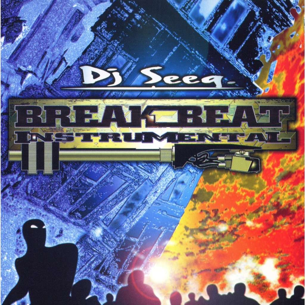 DJ SEEQ break-beat instrumental n°1