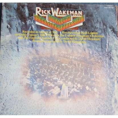 rick wakeman journay to the center of the earth