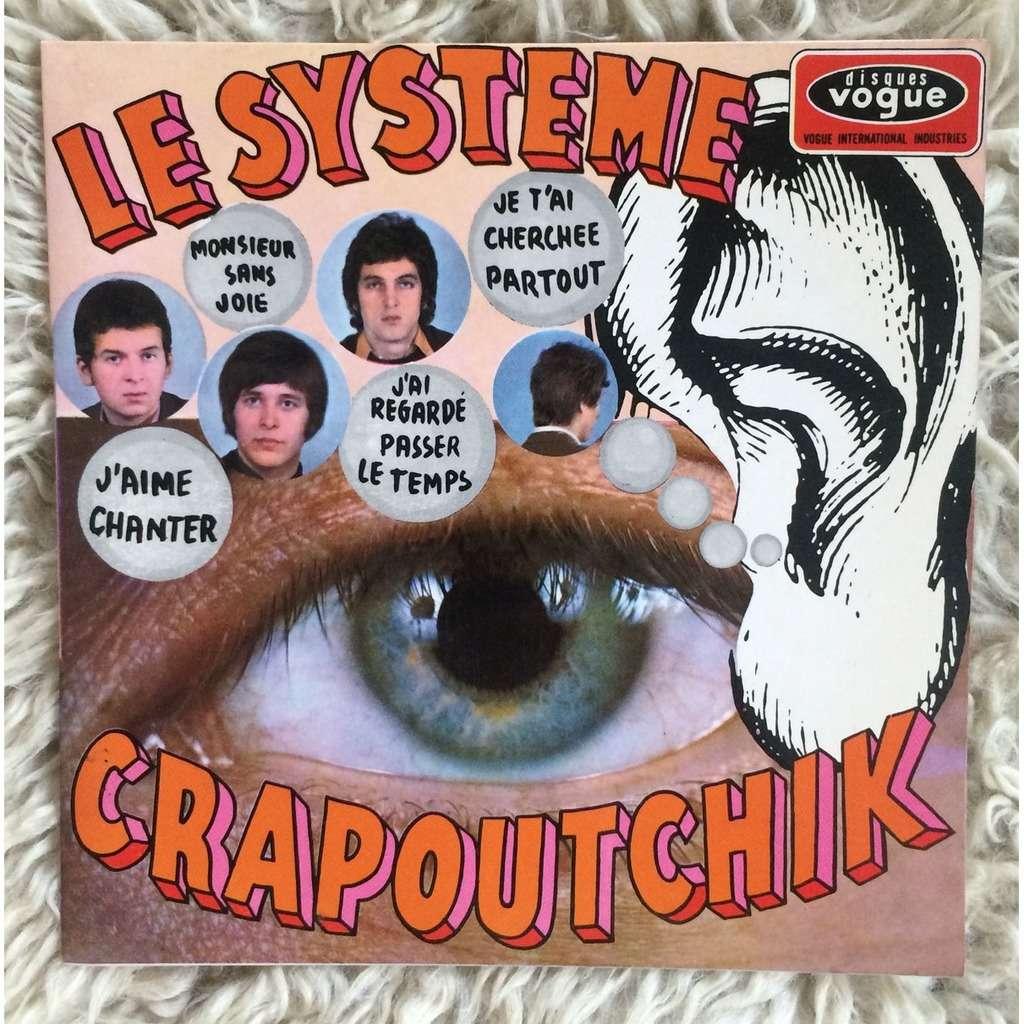 le systeme crapoutchik monsieur sans joie +3