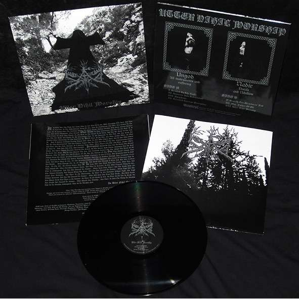 Drakkar Productions : Sad Utter Nihil Worship - LP