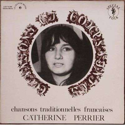 catherine perrier chansons traditionnelles françaises