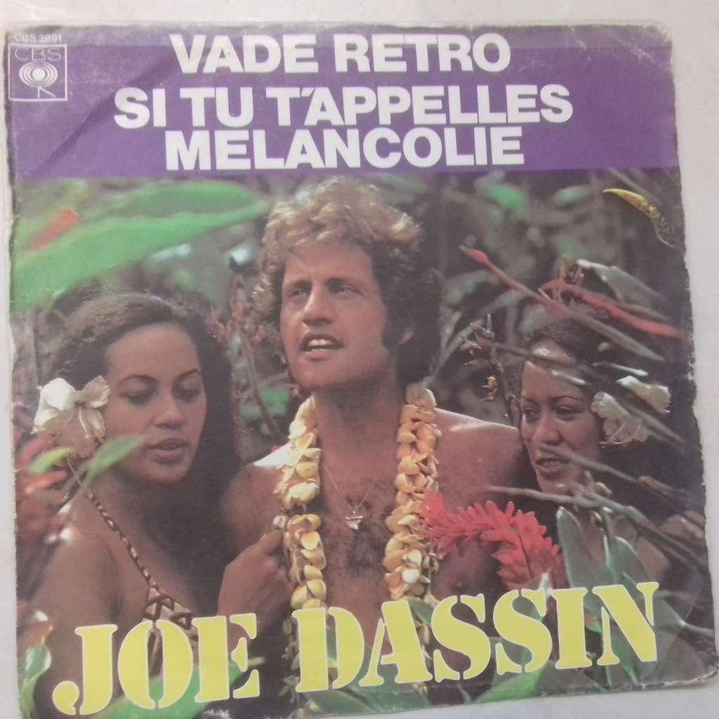 joe dassin vade retro