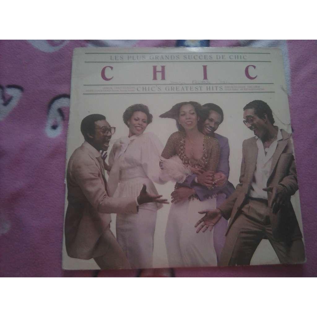 Chic Les Plus Grands Succes De Chic - Chic's Greatest Hits