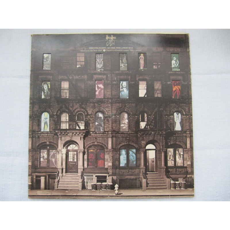 Led Zeppelin Physical Graffiti (with completely inserts)