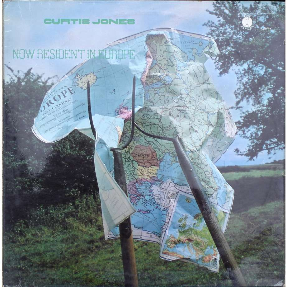 CURTIS JONES Now Resident in Europe