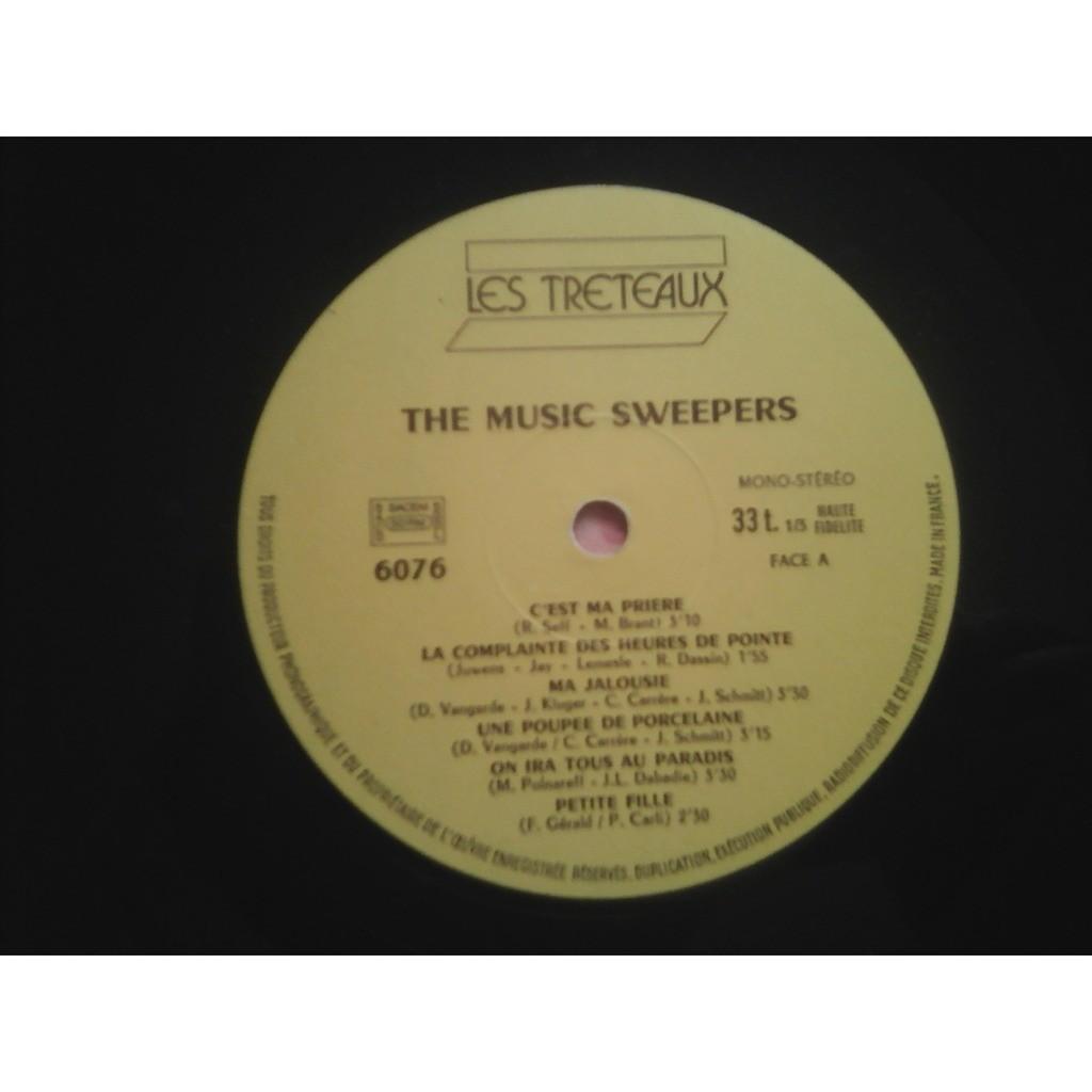 The Music Sweepers  The Music Sweepers - Music Sweepers, The C'est Ma Prière
