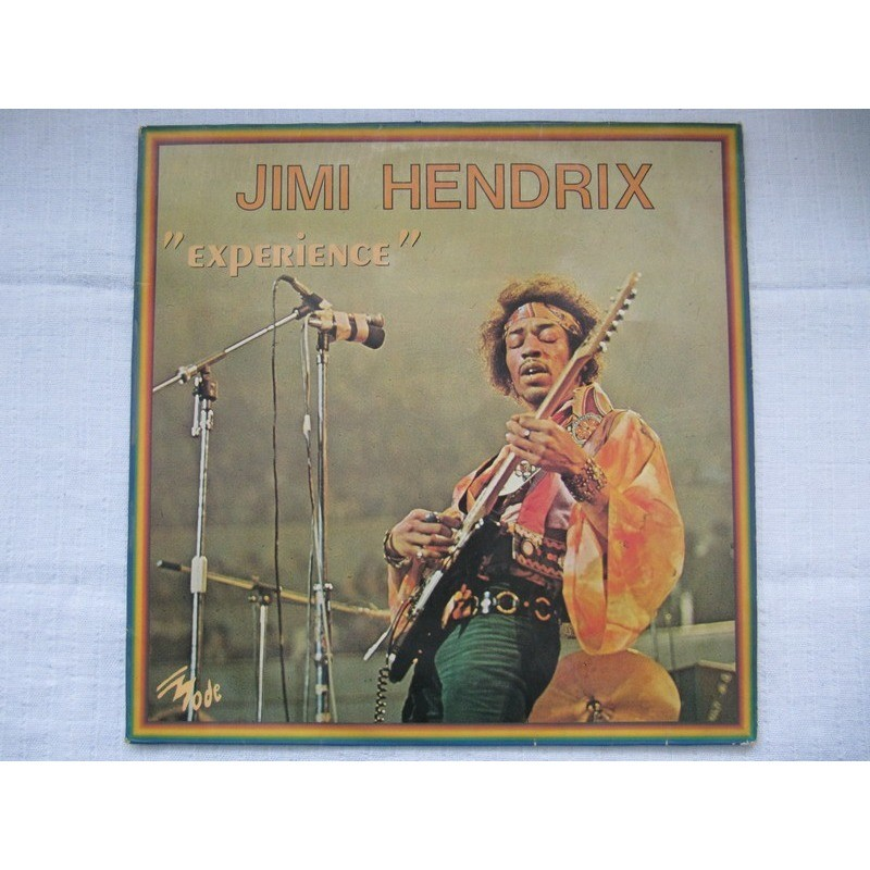 Jimi Hendrix Original Soundtrack Of The Motion Picture Experience (Yellow Vinyl)