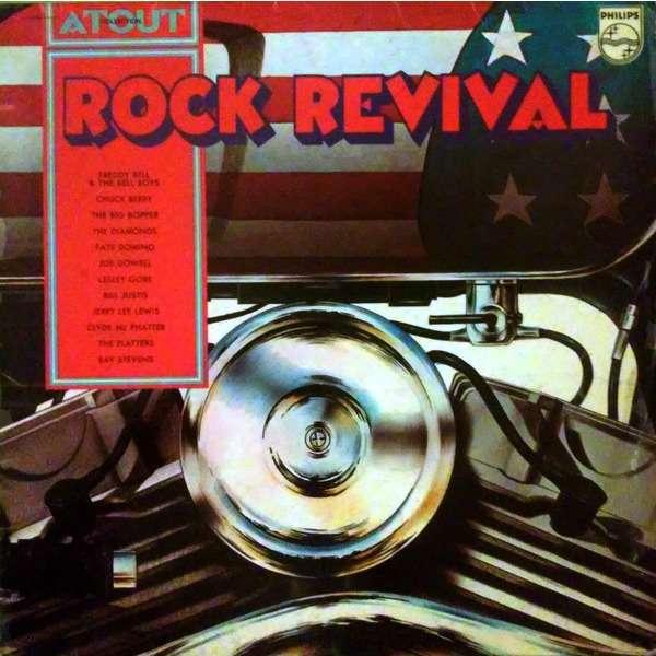 various rock n roll Rock Revival