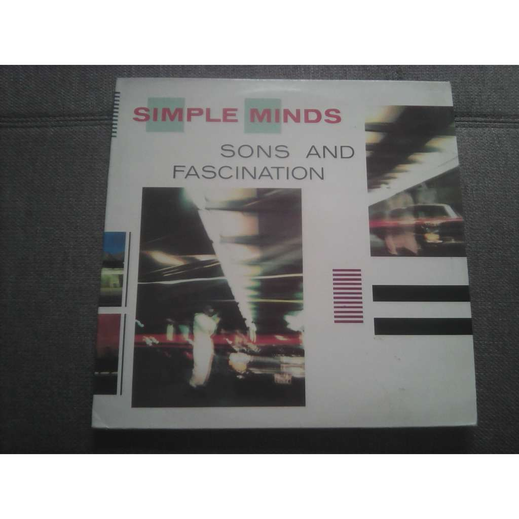 Simple Minds - Sons And Fascination Simple Minds - Sons And Fascination