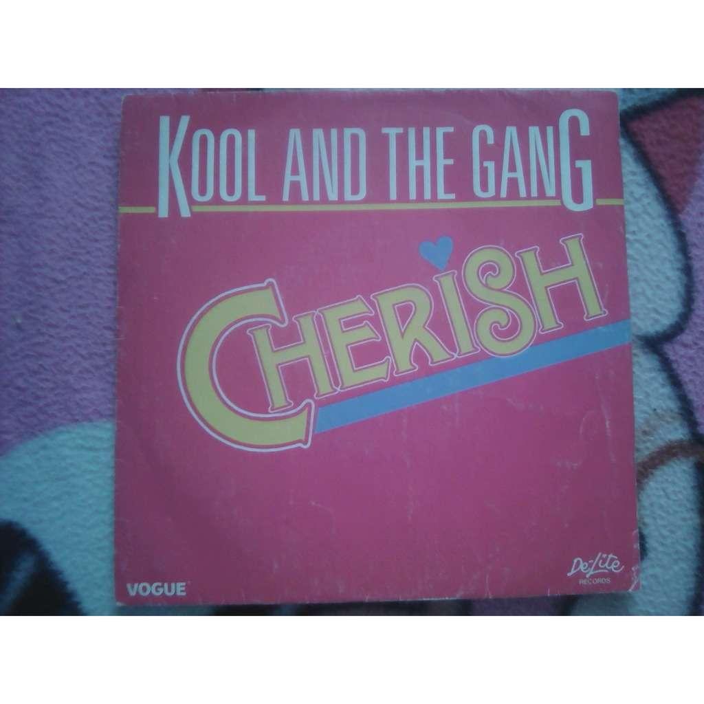 Kool & The Gang - Cherish Cherish (Instrumental)