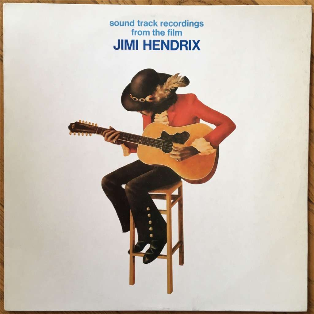 Sound Track Recordings From The Film Jimi Hendrix By Jimi