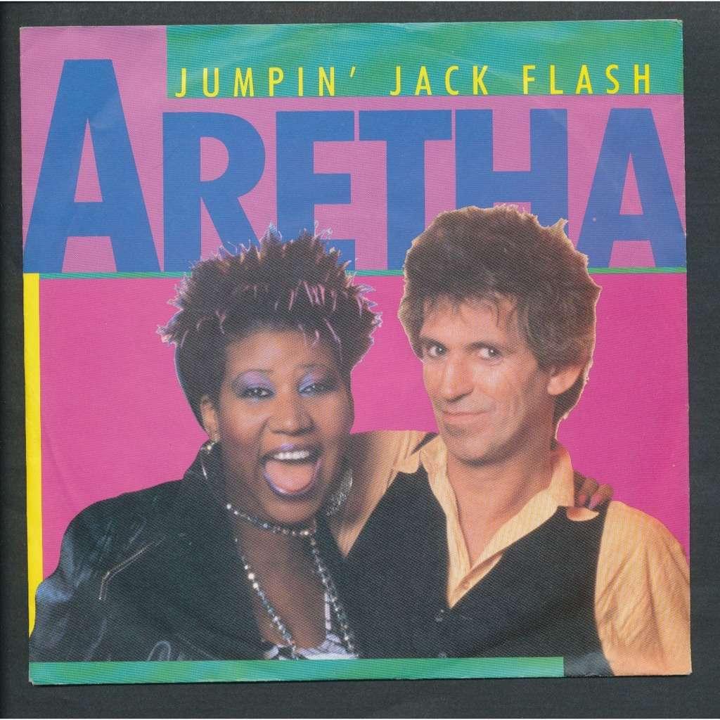 ARETHA FRANKLIN - ( KEITH RICHARDS ) jumpin' jack flash - integrity