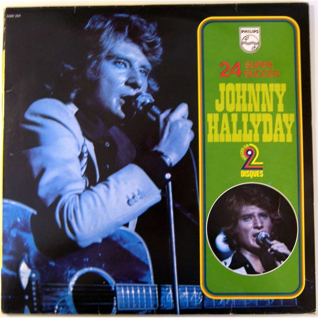 johnny hallyday 24 super hits