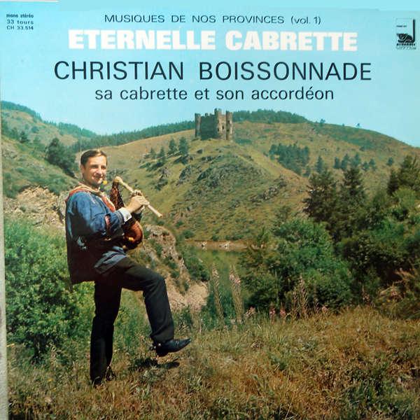 Christian Boissonnade Eternelle cabrette