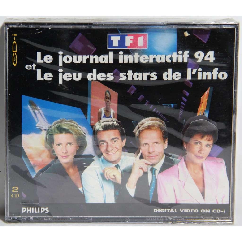 CDI - LE JOURNAL INTERACTIF 94 JEU DES STARS DE L'INFO