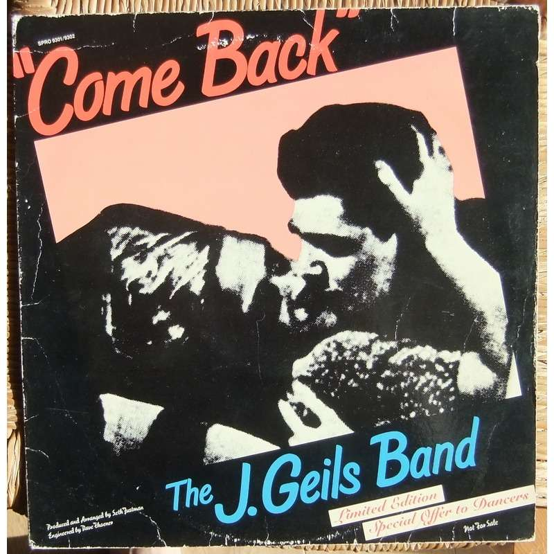 J geils band come back