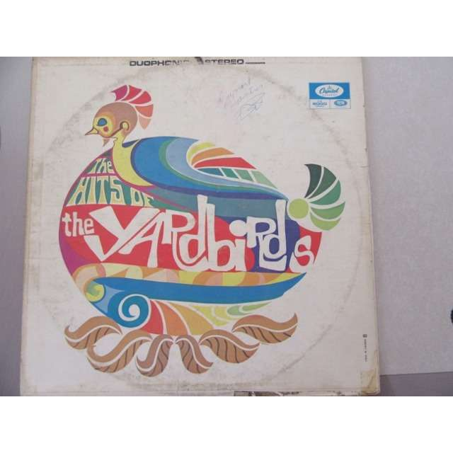 the yardbirds THE HITS OF