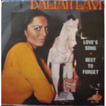 DALIAH LAVI love's song - best to forget