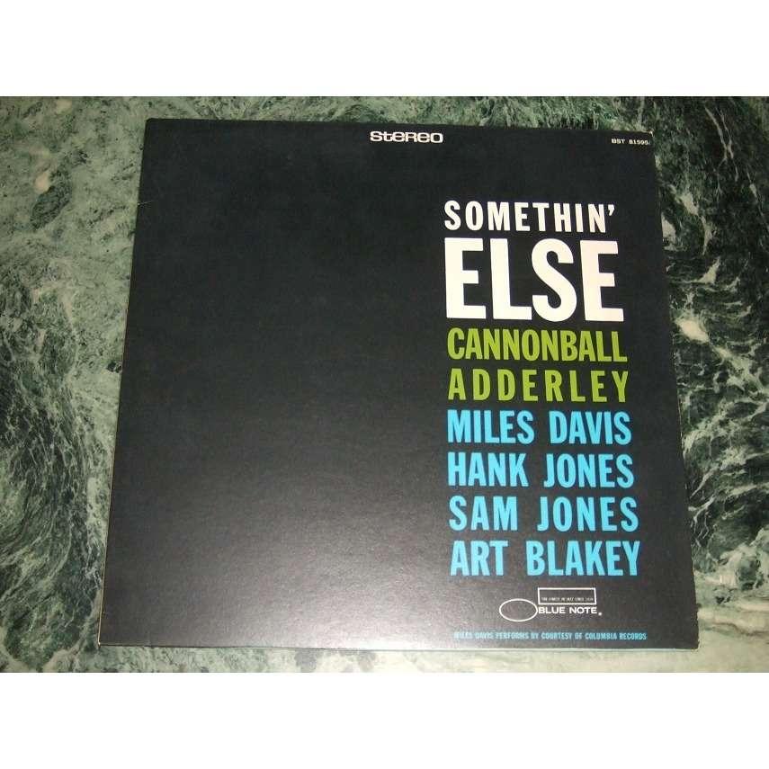 Cannonball Adderley, Miles Davis, Hank Jones, Sam Somethin' Else