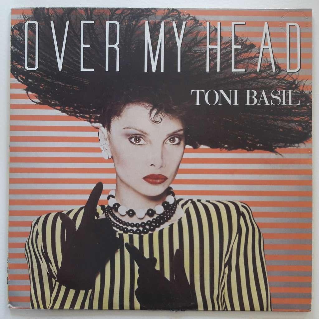 toni basil over my head