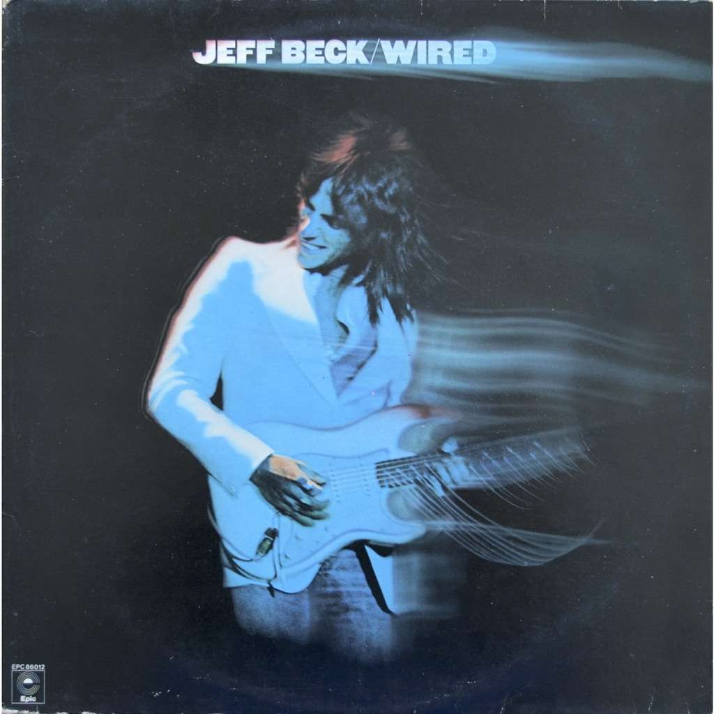 Wired by Jeff Beck, LP with lower - Ref:118814198