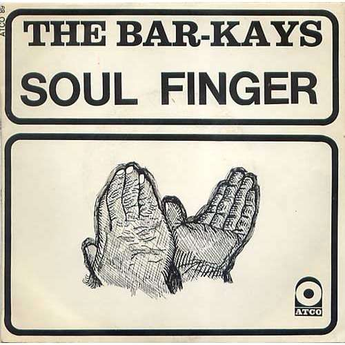 bar-kays ( the ) soul finger / knucklehead