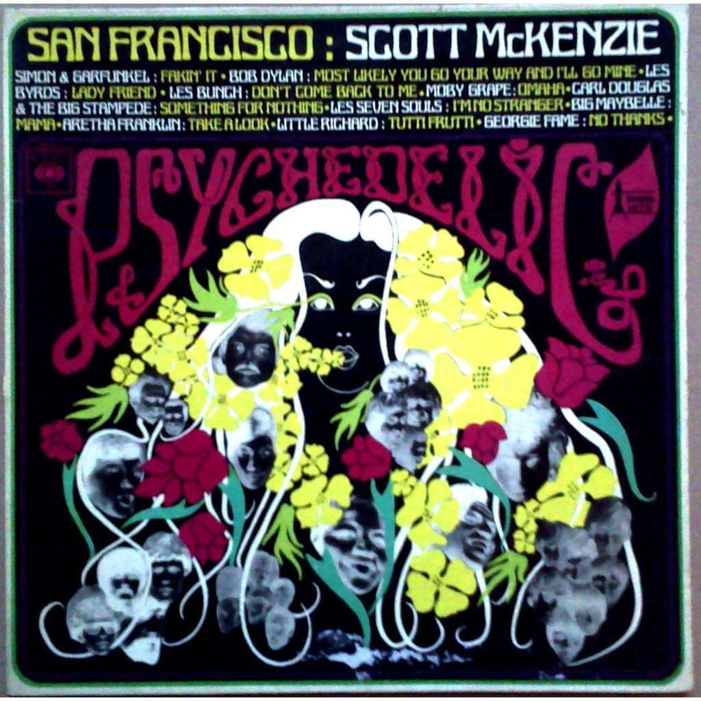 scott mc kenzie san francisco psychedelic