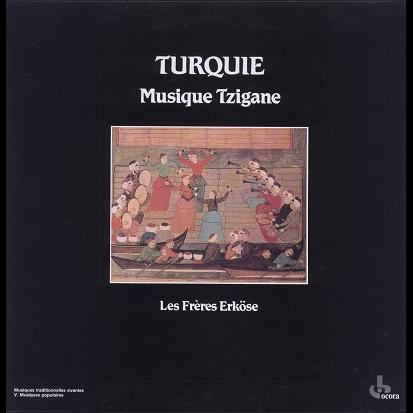 Turquie - Les Frères Erkose Musique Tzigane