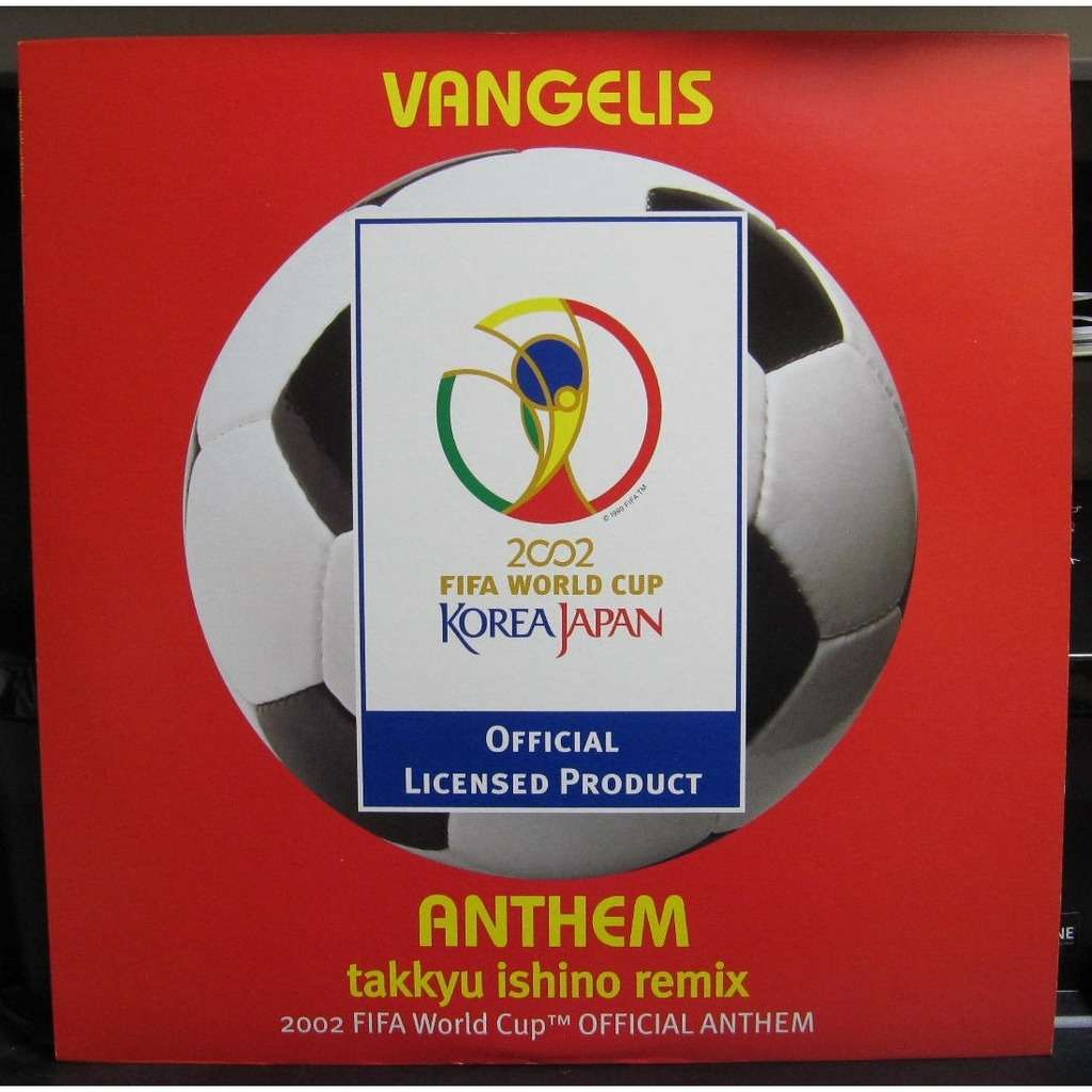 Vangelis Anthem -Takkyo Ishino remix (radio edit)/Anthem -Takkyo Ishino remix