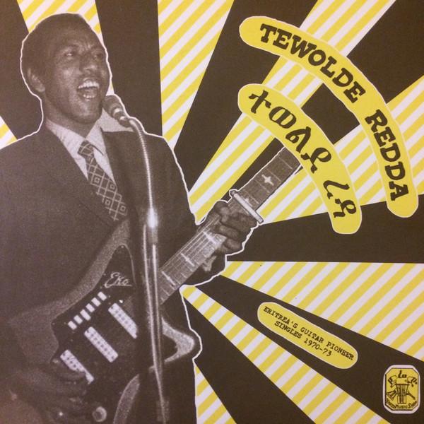 tewolde redda Eritrea's Guitar Pioneer