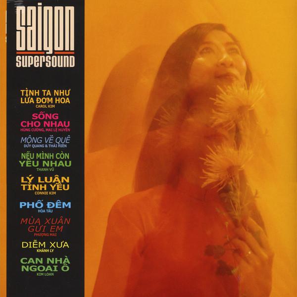 saigon supersound (various) vol.1 1965-75