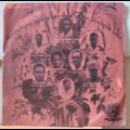 ORCHESTRE POLY-RYTHMO DE COTONOU - Hommages aux martyrs du 16 janvier Parts 1 & 2 - 7inch (SP)