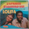 ANDRE BABINDAMANA DIT LOLITA - L'Afrique d'aujourd'hui - LP