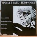 SIASSIA & TALK - HOBY - NIGHT - S/T - Escale (bolingo) - LP