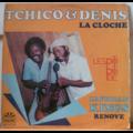 PAMBOU TCHICO TCHICAYA & DENIS LA CLOCHE - Les pili pili de l'Afican Kings renove - LP