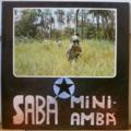 SABA MINIAMBA - s/t - Cau tindji - LP