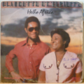 CLAUDETTE ET TI PIERRE - Hello Africa - LP
