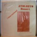 AVOLONTO HONORE & POLY RYTHMO - S/T - Bea votre demission n'est pas sure - LP
