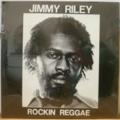 JIMMY RILEY - Rockin reggae - LP