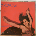 RAFIK HOBEIKAT - MUSIC FOR AN ORIENTAL DANCE - LP