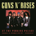 GUNS N' ROSES - At The Perkins Palace -Pasadena, CA. December 30th 1987 - FM Broadcast (2xlp) - 33T x 2