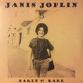 JANIS JOPLIN - Early & Rare (lp) - 33T