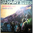 The Moody Blues - Melancholy Man / Candle Of Life - 7 inch