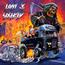 LOST SOCIETY - Fast Loud Death - CD