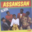 ALAFIA - assanssan / assiove - 45T (SP 2 titres)
