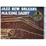 MAXIME SAURY - JAZZ NEW ORLEANS - Double LP Gatefold