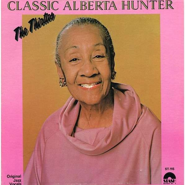 Alberta HUNTER classic alberta Hunter - the thirties