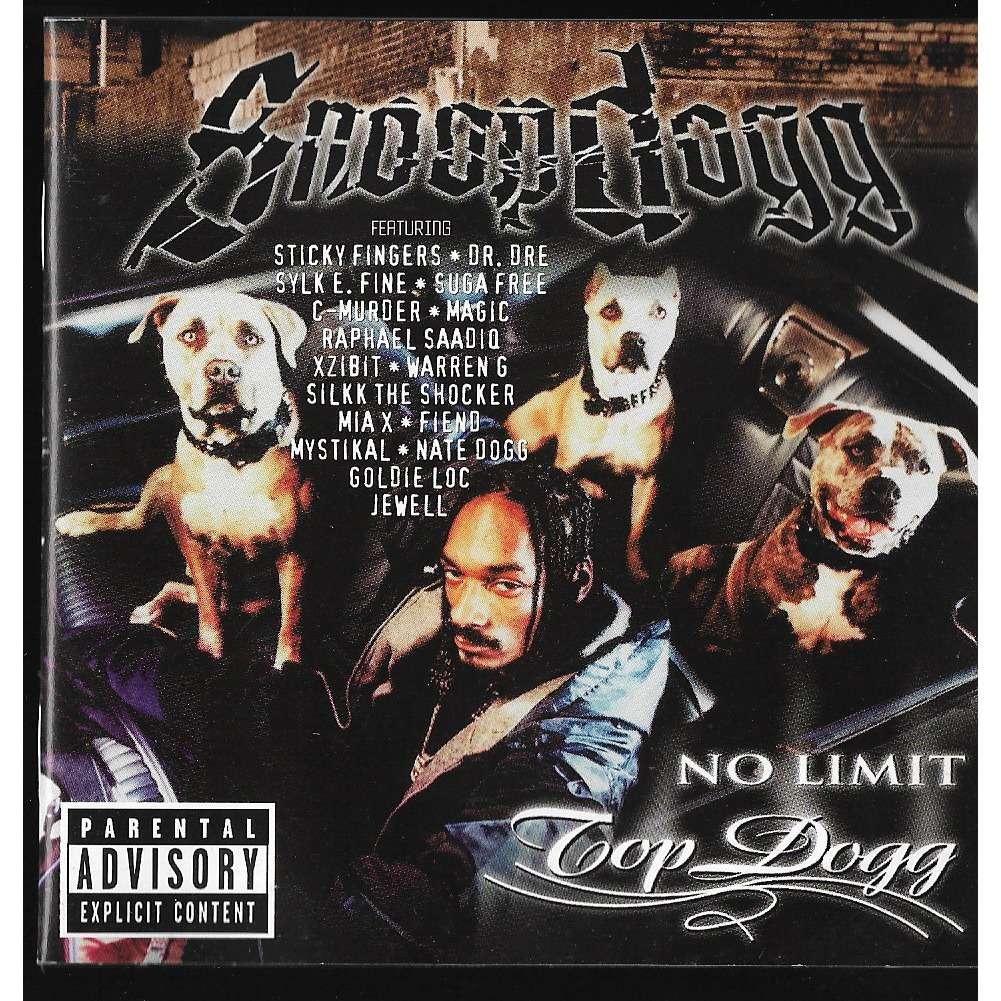 Snoop Dogg No Limit Top Dogg