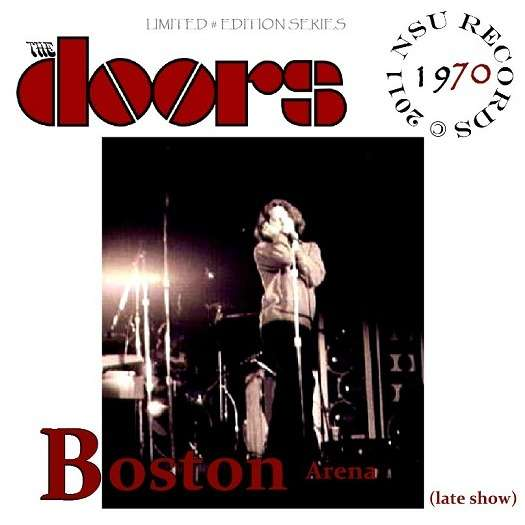 jim morrison u0026 the doors LIVE AT THE BOSTON ARENA 1970 APRIL 10TH LTD 2CD  sc 1 st  CD and LP & Live at the boston arena 1970 april 10th ltd 2cd by Jim Morrison ...